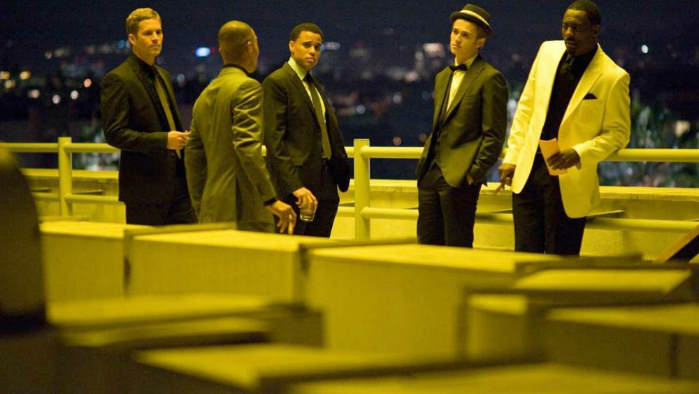 Takers: il film con Idris Elba e Matt Dillon stasera su Rai 4