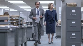 The Post di Steven Spielberg con Meryl Streep e Tom Hanks stasera su Rai Movie