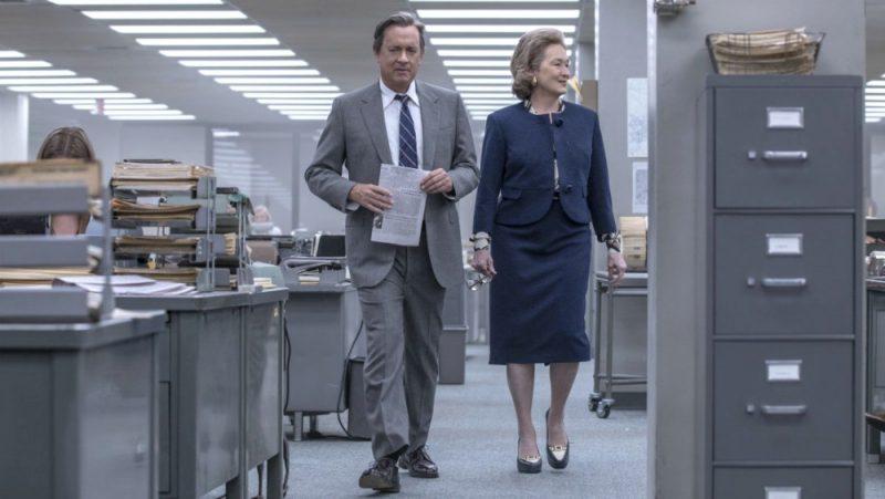 Galleria foto - The Post di Steven Spielberg con Meryl Streep e Tom Hanks stasera su Rai Movie Foto 1