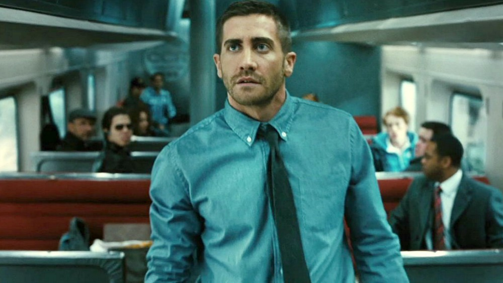 Source Code: il film sci-fi con Jake Gyllenhaal stasera su Rai Movie