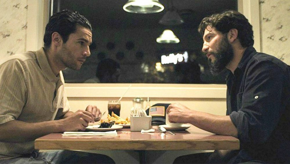 Sweet Virginia: il film con Jon Bernthal e Chris Abbott stasera su Rai 4