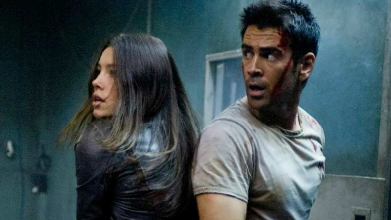 Total Recall: il film con Colin Farrell e Jessica Biel stasera su Cielo