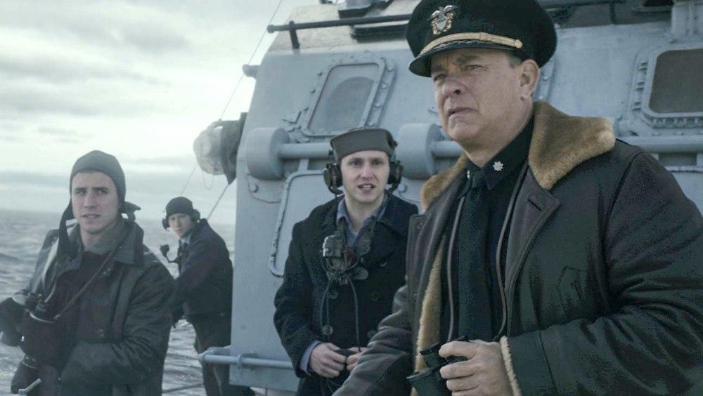 Greyhound, Tom Hanks in streaming su Apple TV+ in una storia vera