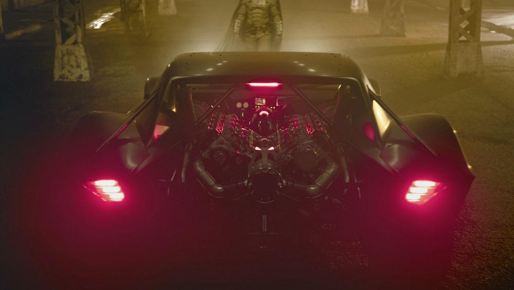 La nuova Batmobile che guiderà Robert Pattinson in The Batman