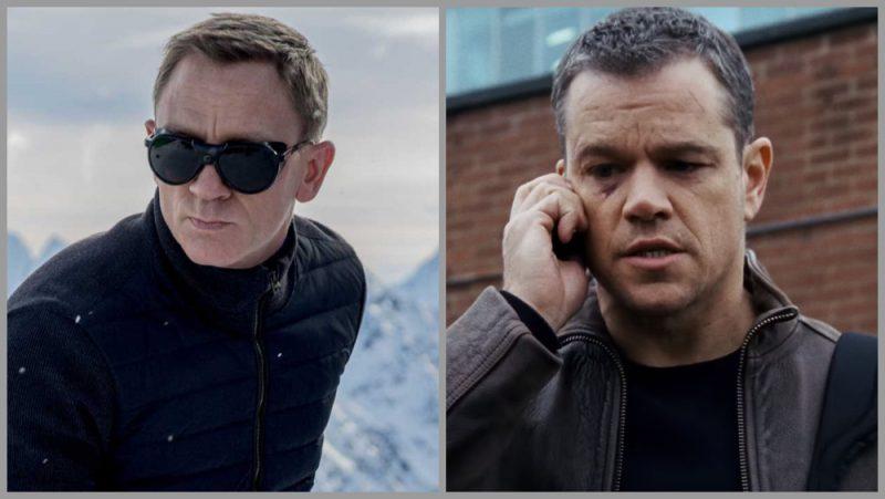 Galleria foto - Jason Bourne ha svecchiato James Bond, parola di Paul Greengrass Foto 1