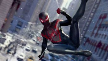 Miles Morales torna in uno Spider-Man tutto per la Playstation 5 a Natale