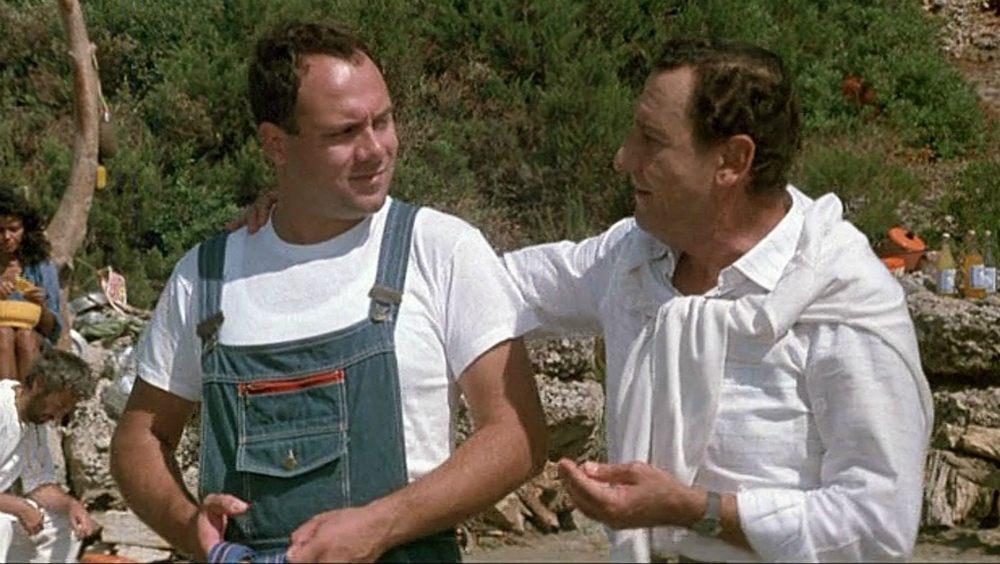 In viaggio con papà, la prima collaborazione tra Sordi e Verdone su Cine34