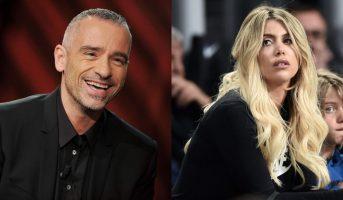 """Eros Ramazzotti corteggia Wanda Nara? Il cantante smentisce: """"Insinuazioni indelicate e inopportune"""""""